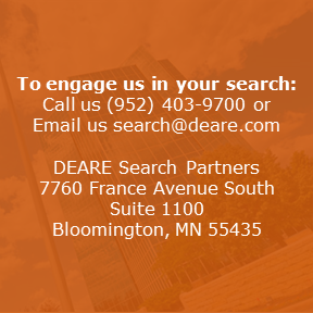 Contact DEARE Search Partners