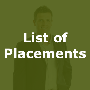 List of Placements by Title