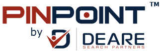 Pinpoint executive search and sales recruiter process