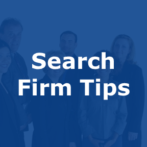 How to Establish a Working Relationship with a Search Firm